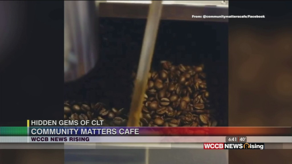 Hidden Gems Of Clt: Community Matters Cafe