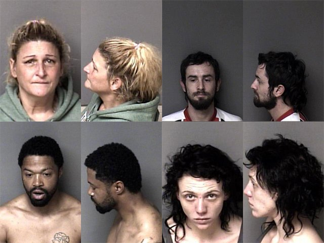 Gaston County Mugshots Cover 5521