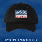 Range Hat - Black