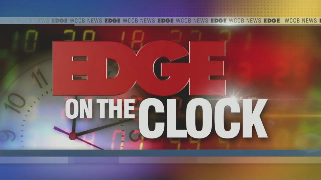 Edge On The Clock May 24