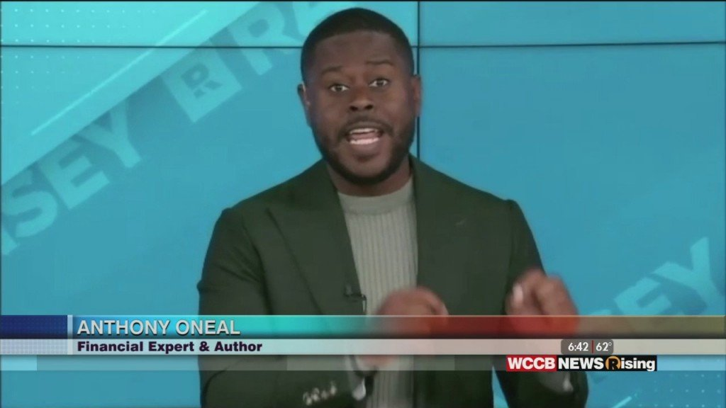 Anthony Oneal: Tips For Getting Back On Track With Your Money