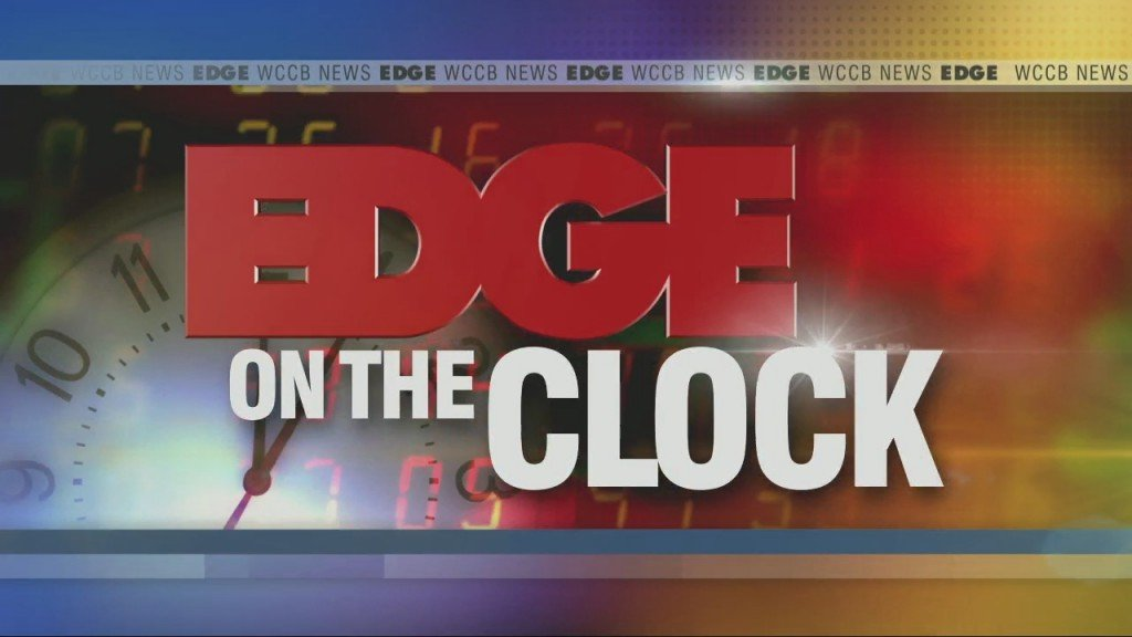 Edge On The Clock May 28