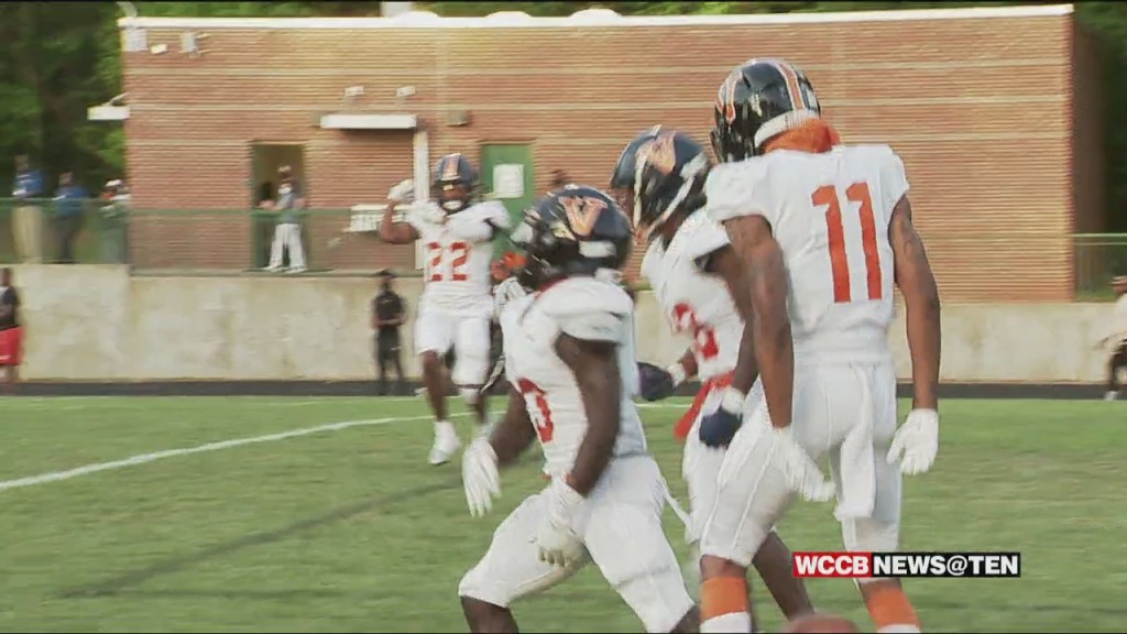 Vance Prepares To Play In Third Straight State Championship Game