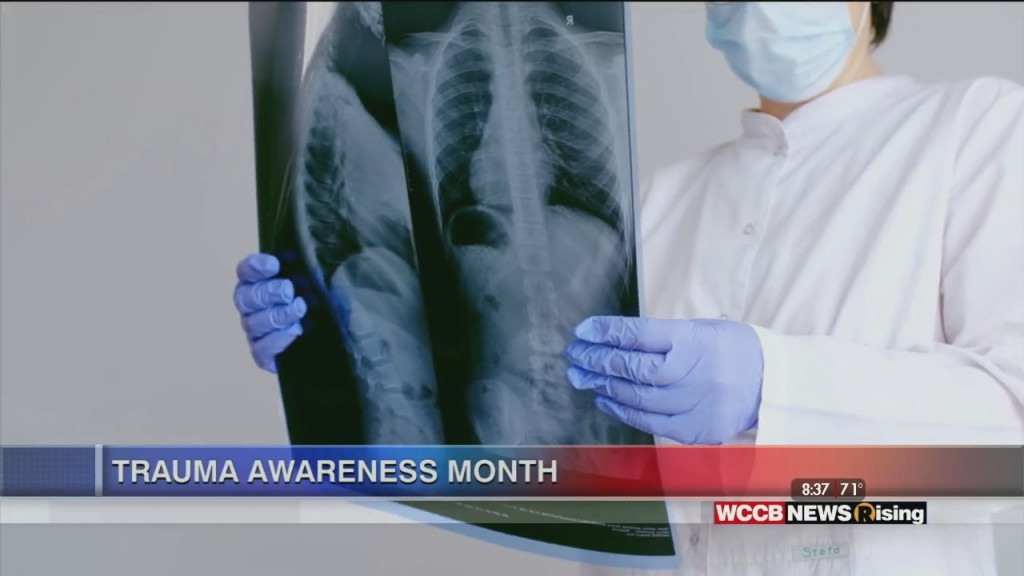 Healthy Headlines: National Trauma Awareness Month