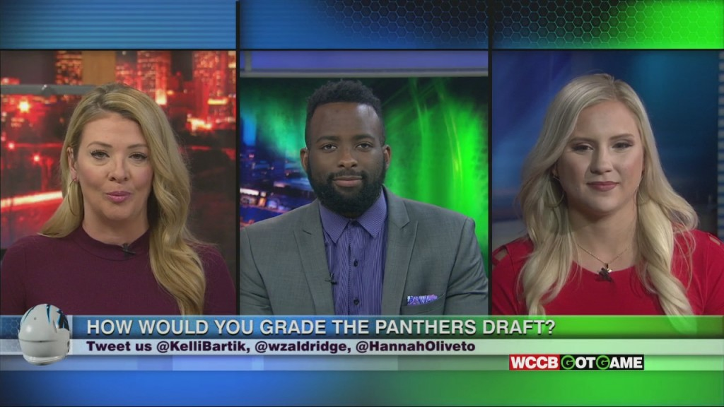 Got Game: How Would You Grade The Panthers Draft?