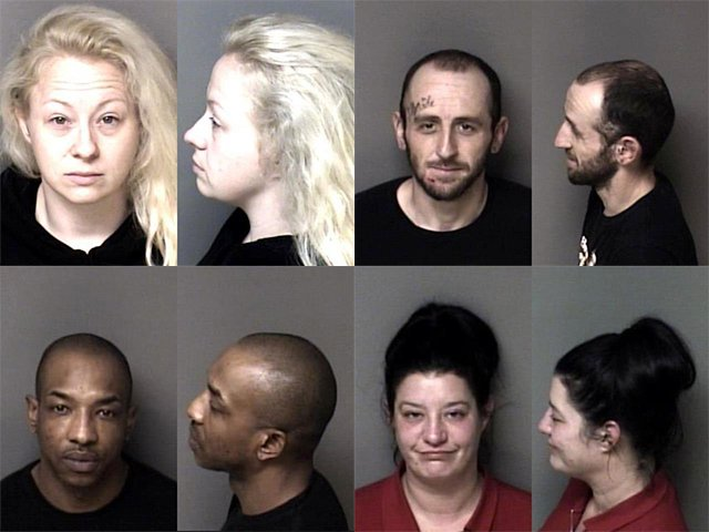 Gaston County Mugshots Cover 5421