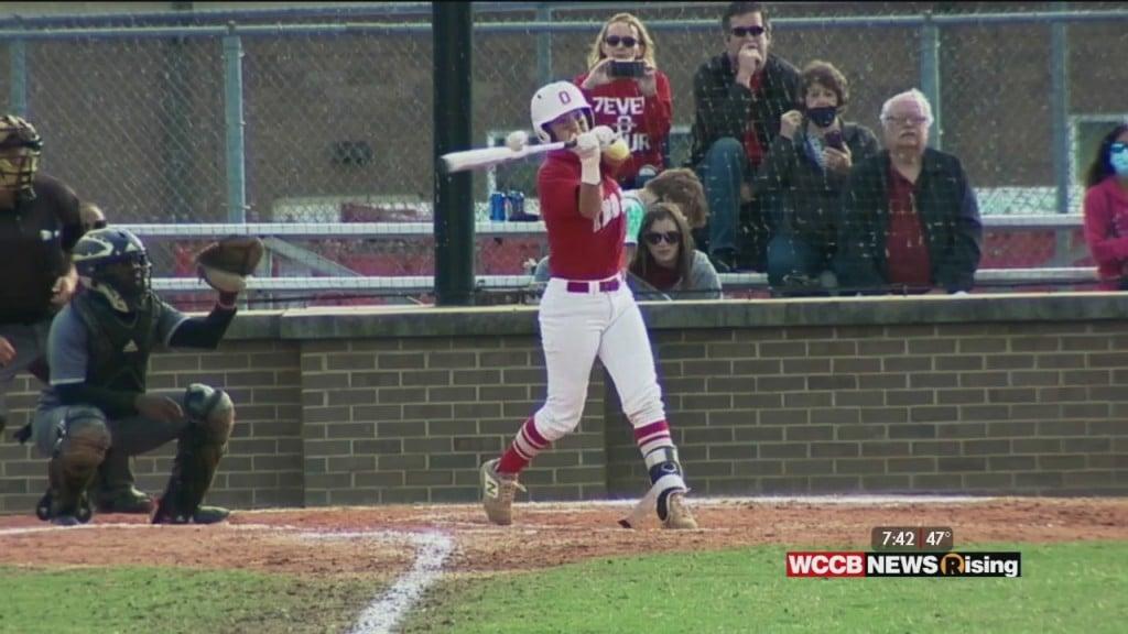 Local Teen Meredith Mcfadden Breaking Glass Ceilings And Baseball Bats