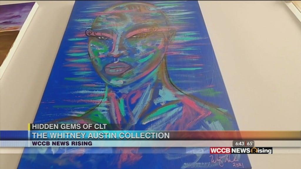 Hidden Gems Clt: The Whitney Austin Collection