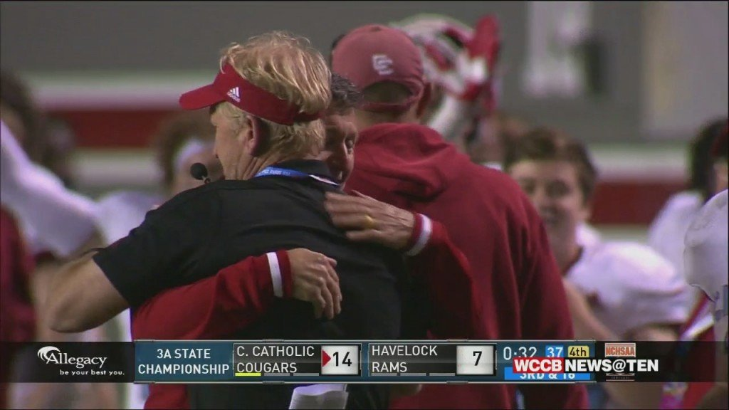 Charlotte Catholic Wins Fourth Straight State Championship