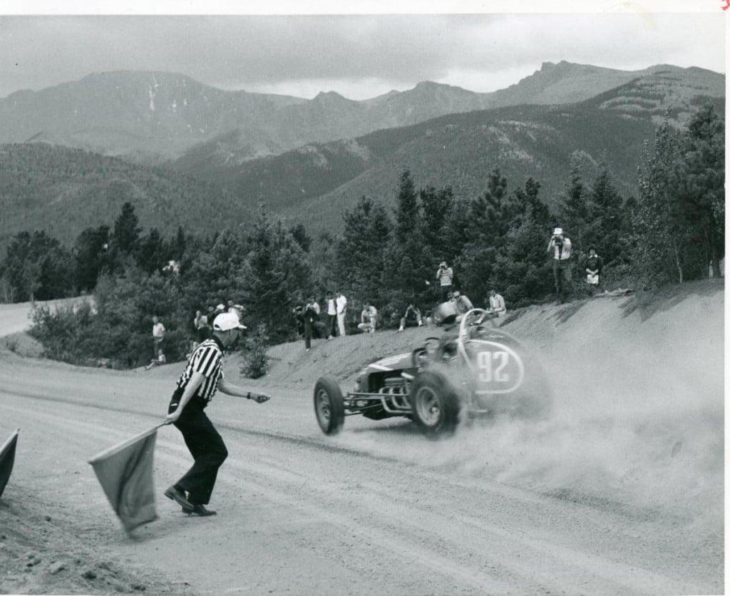 Bobby Unser - Pikes Peak