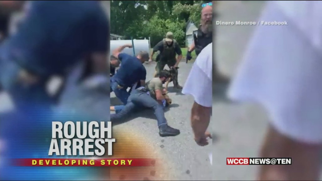 Latest In The Rock Hill Rough Arrest