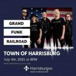 Harrisburg 4th Of July Grand Funk Railroad