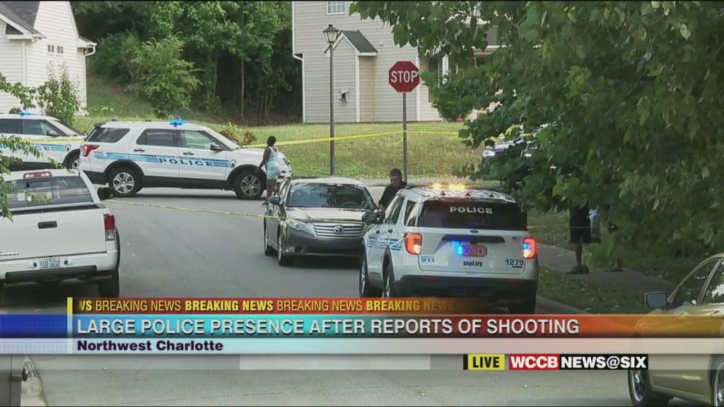 Shooting In Northwest Charlotte