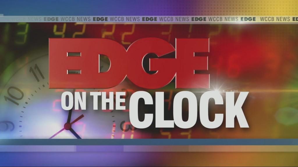 Edge On The Clock June 21
