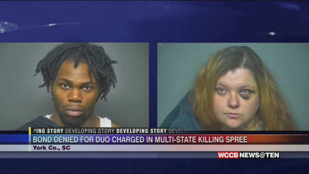 South Carolina Couple Face More Charges