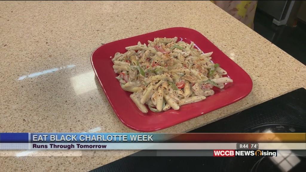 Eat Black Charlotte Week: Best Of Both Souls
