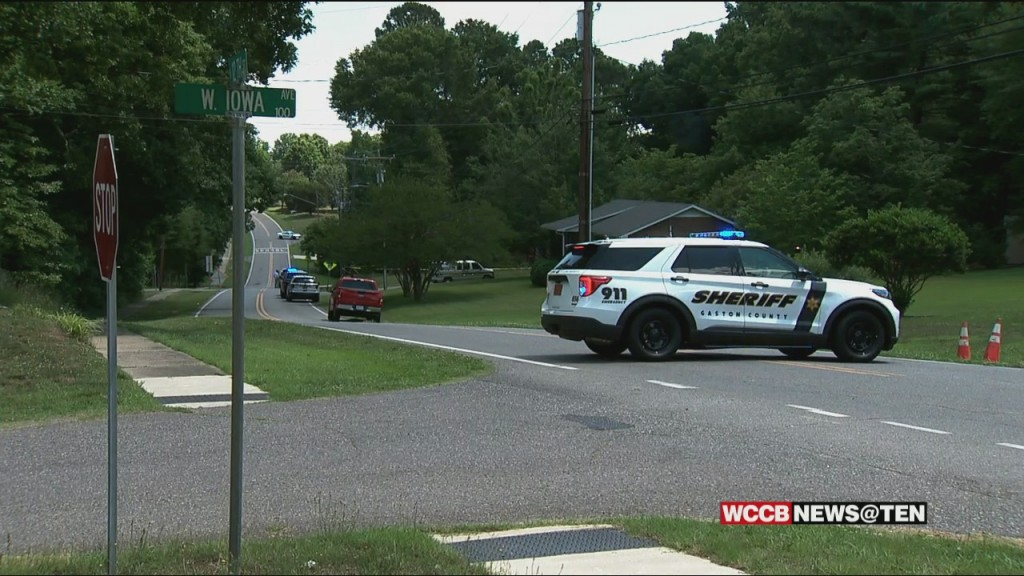 Bessemer City Oficer Involved Shooting