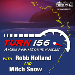 Tunr 156 podcast Pikes Peak