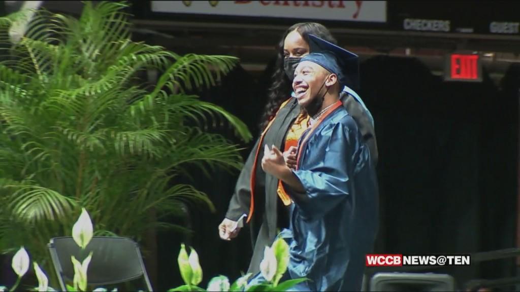 Chancellor Adams Graduates