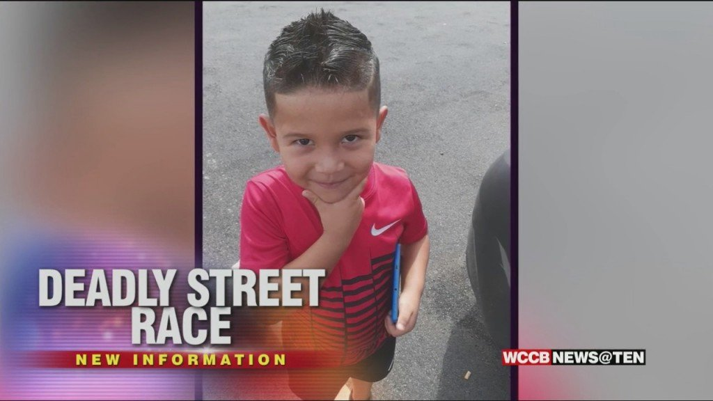 Woman Tried To Save 6 Year Old Boy Killed In Crash Caused By Street Racing