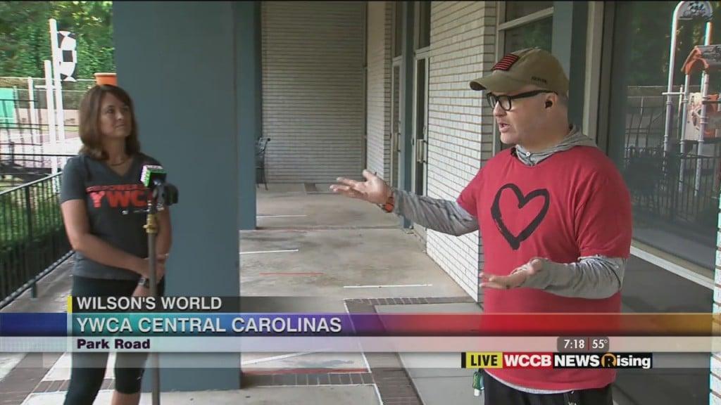 Wilson's World: Ywca Central Carolinas
