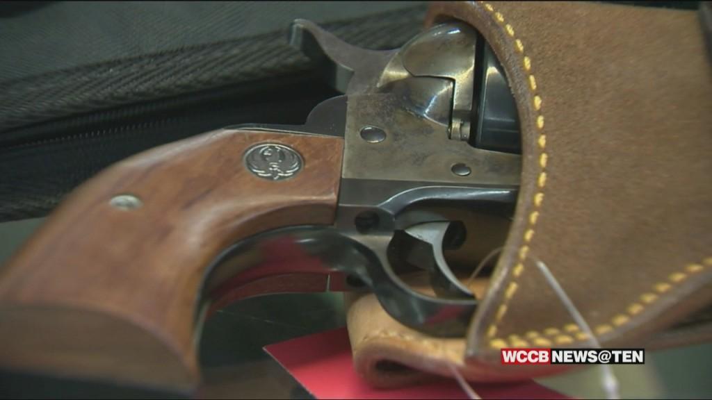 Guns Stolen From Cars