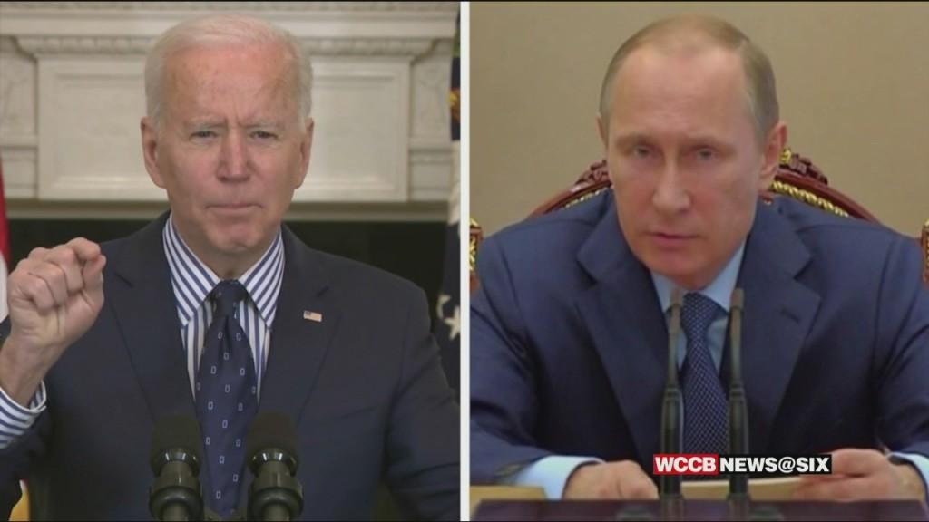 Political Wrap: President Biden To Meet With Russian President Putin