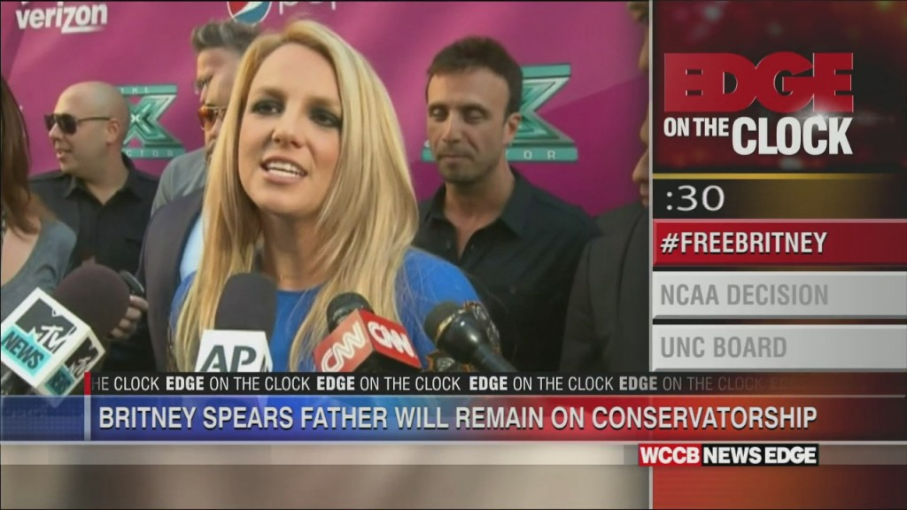 Judge Denies Britney's Request