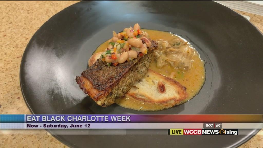 Eat Black Charlotte Week Jimmy Pearls