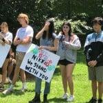 Myers Park Protest 1