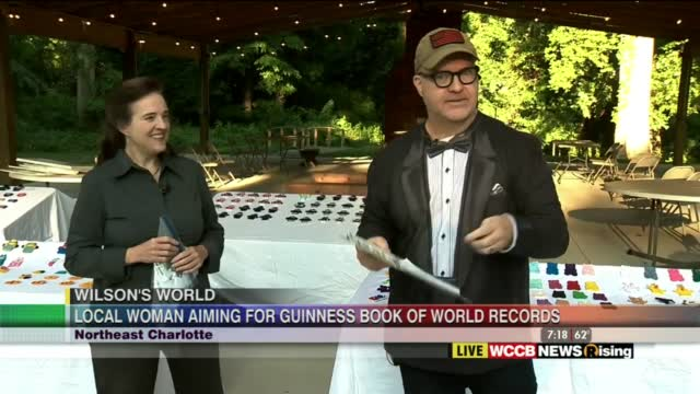 Wilson's World: Guiness World Record Attempt