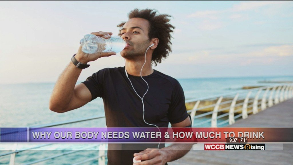 Health Headlines: Why Our Body Needs Water