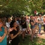 Myers Park Protest 2