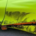 Thomas Davis Vehicle Stolen And Crashed Pic 3