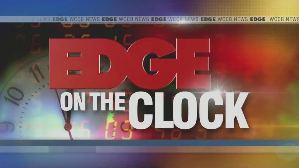 Edge On The Clock June 1st