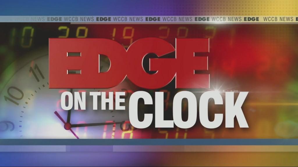 Edge On The Clock June 3rd