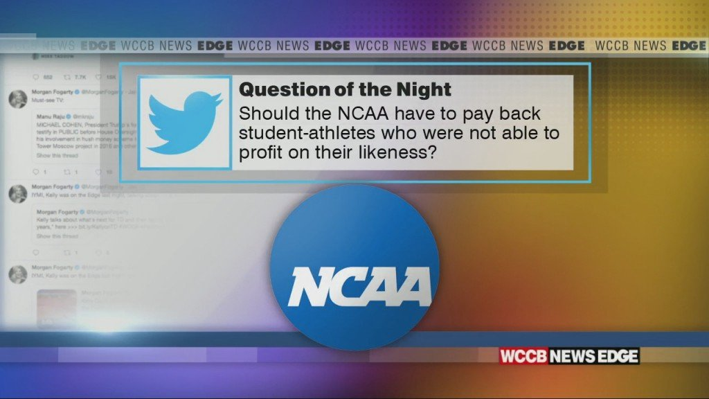 Pay Back Student Athletes? The Edge