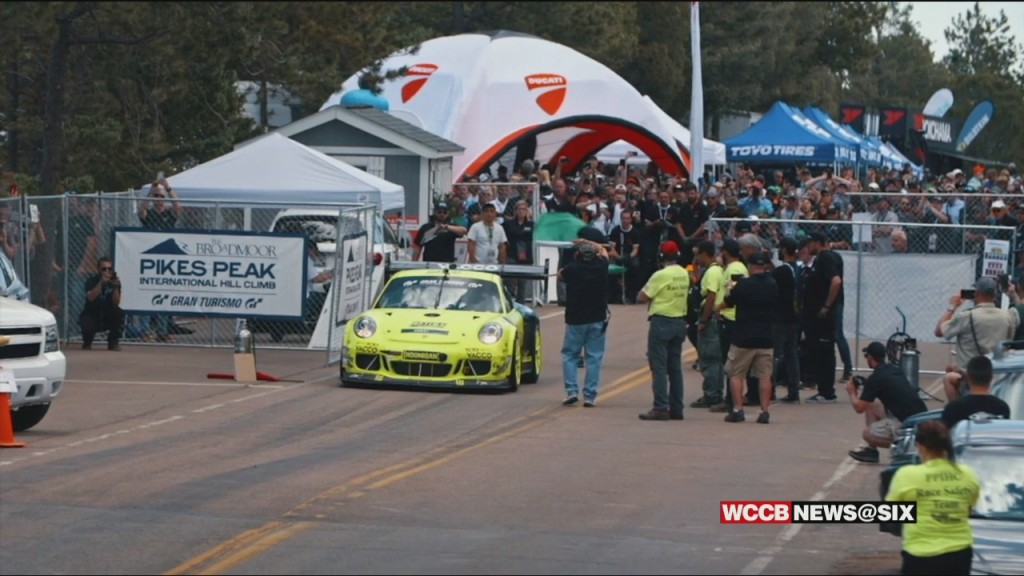 Three North Carolina Drivers Will Take Part In The Broadmoor Pikes Peak International Hill Climb This Sunday, June 27th Zach's Package