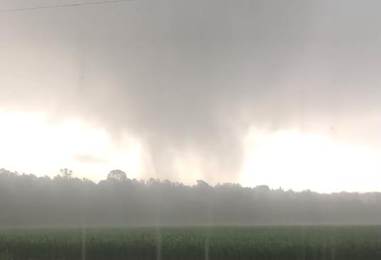 Columbus County Tornado