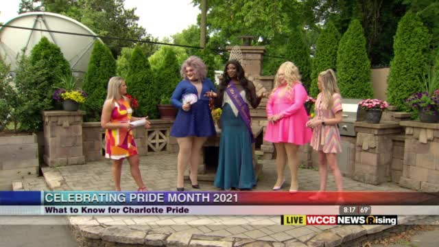 What To Know About Charlotte Pride 2021