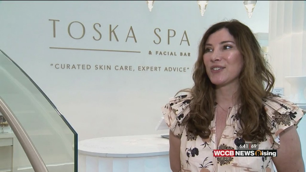 Toska Spa & Facial Bar: Science And Skin Care