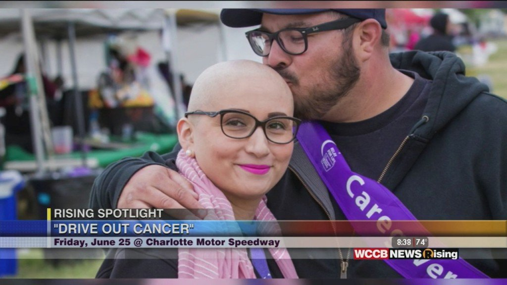 """Rising Spotlight: Relay For Life's """"drive Out Cancer"""" Event"""