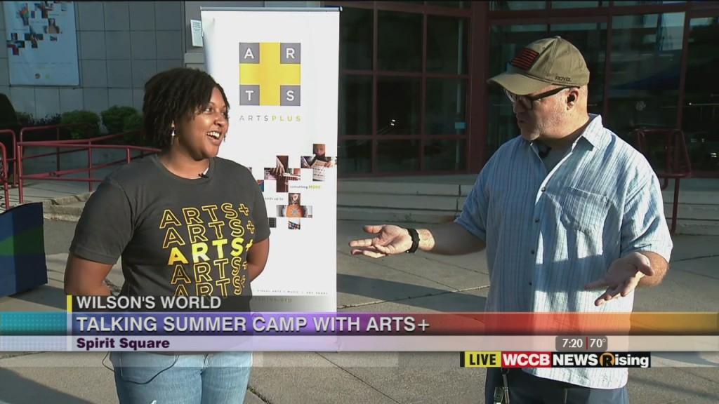 Wilson's World: Arts+ Camps