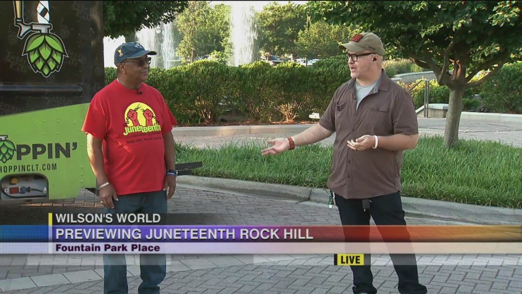 Rock Hill's Juneteenth Celebration