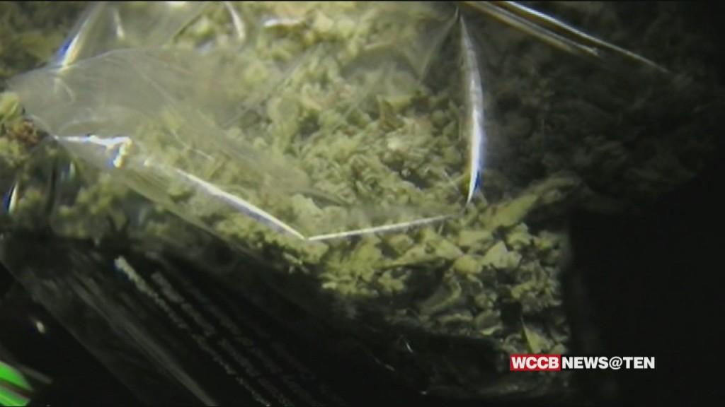 Drugs Smuggled Into Jail