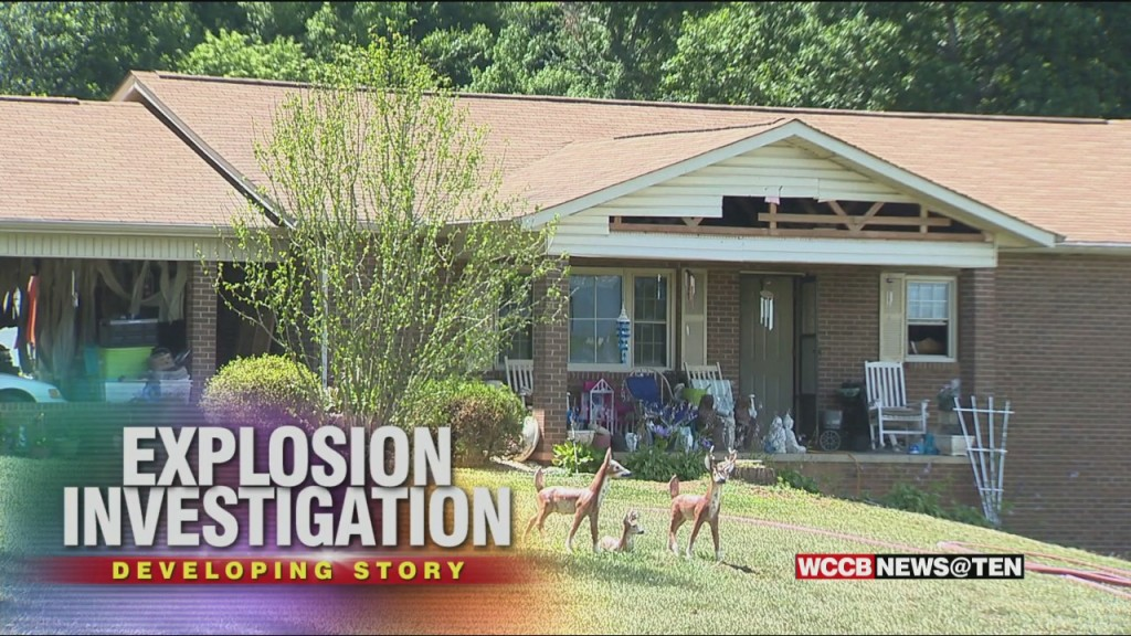 Lenoir Explosion Investigation