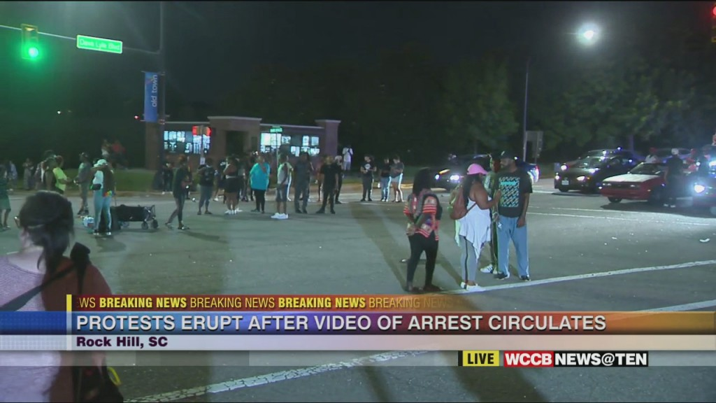 Protests In Rock Hill,sc