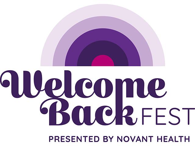 Novant Health Welcom Back Fest