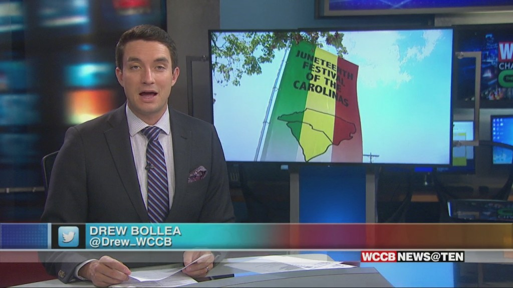 Juneteenth Celebrations Kick Off In The Carolinas