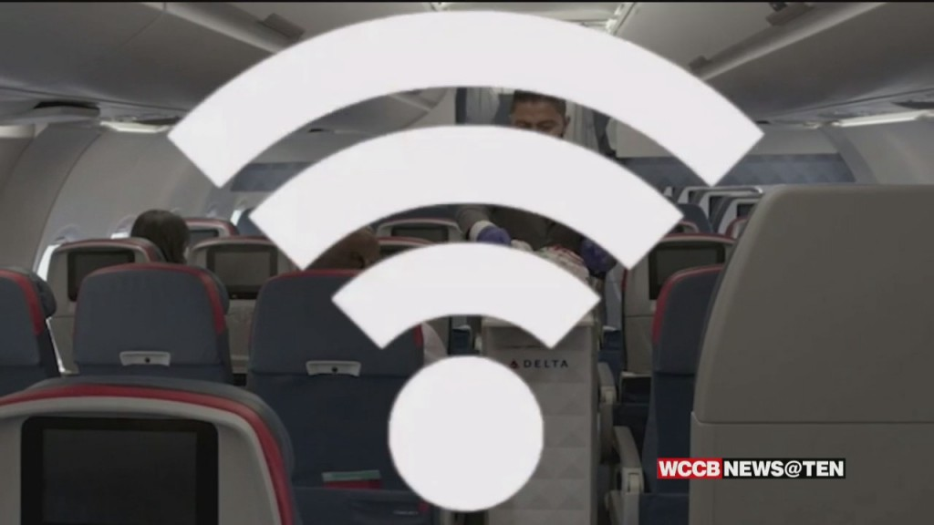 Experts Warn Inflight Wifi Can Lead To Data Leaks
